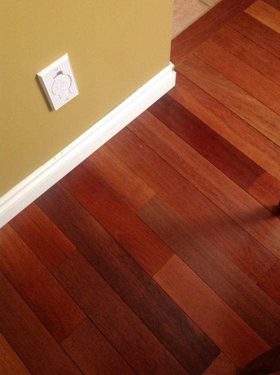 swapsity  items   japanese cherry hardwood flooring